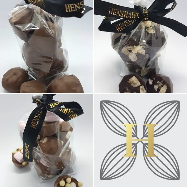 Henshaw's Chocolate Bag & Bites Multi Buy