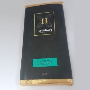 Henshaw's Classic Milk Chocolate Bar